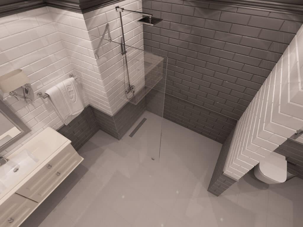 Параван за баня Sarasota_3