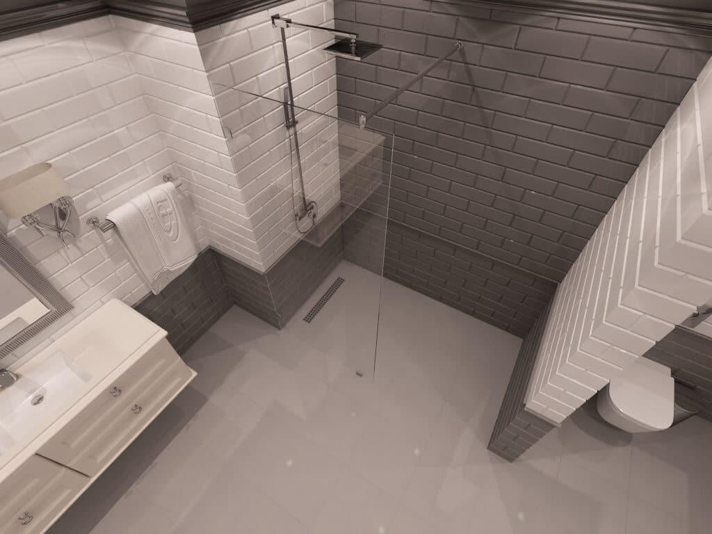 Параван за баня Sarasota_4