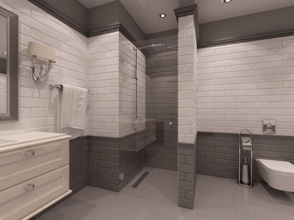 Врата за баня Dallas